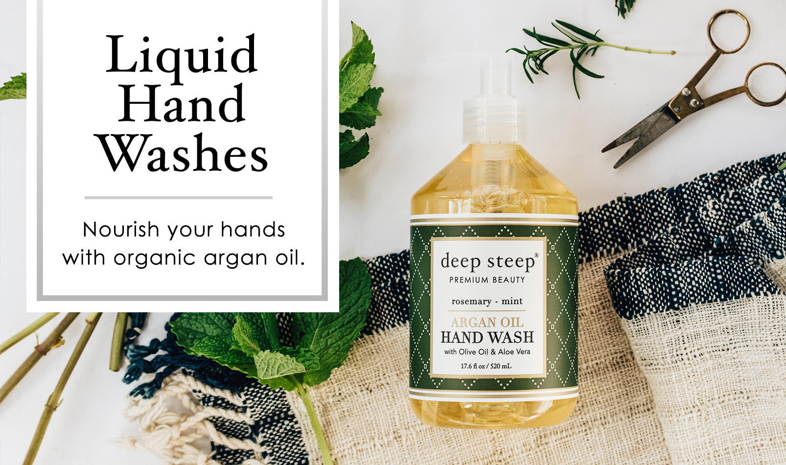 Liquid Hand Washes