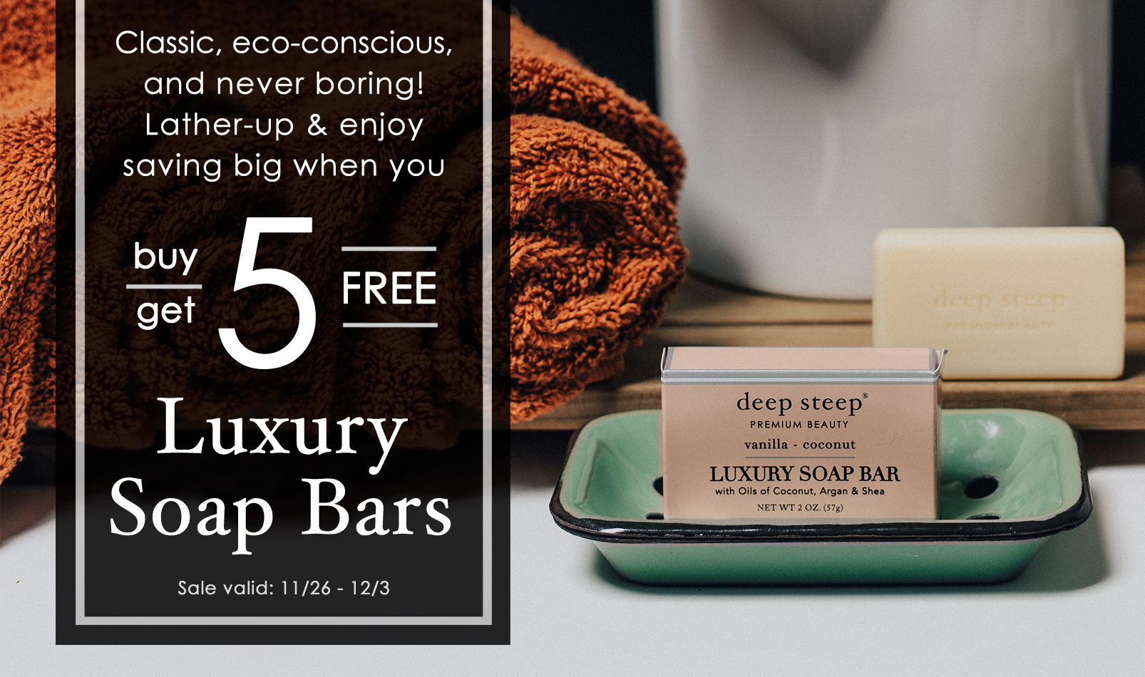 Luxury Soap Bars