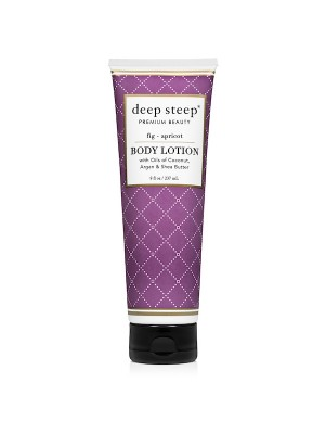 Classic Body Lotion Fig Apricot 8oz - Front