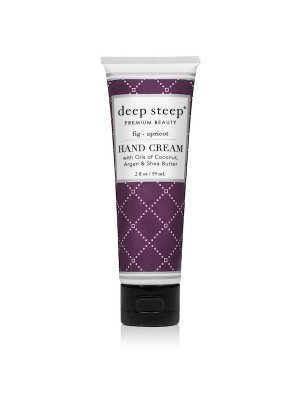 Hand Cream Fig Apricot 2oz - Front