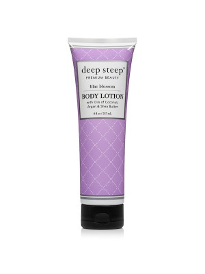 Classic Body Lotion Lilac Blossom 8oz. - Front