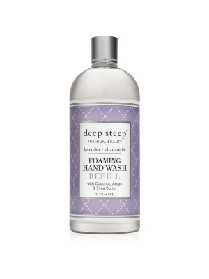 Foaming Hand Wash - Lavender Chamomile 33.8oz Refill - Front