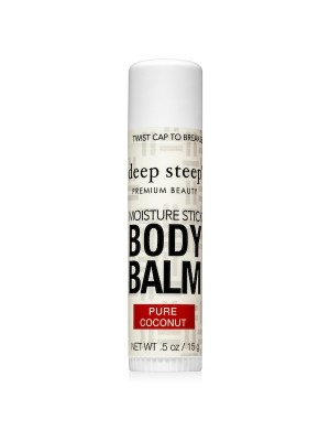 Body Balm, Pure Coconut